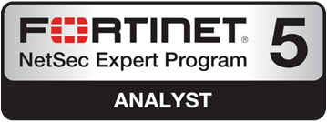 Fortinet NSE 5 Certified