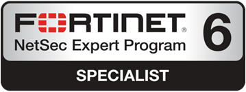 Fortinet NSE 6 Certified